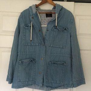 Cotton On jean outerwear jacket size medium